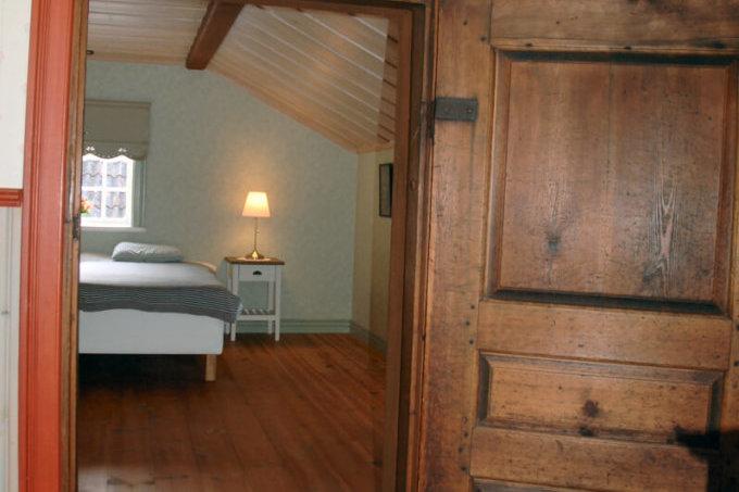 Entré sovrum övre plan Ekgården